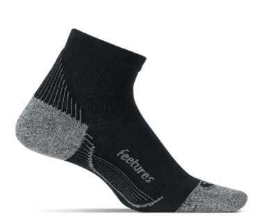 Feetures Plantar Fasciitis Relief Sock Ultra Light Quarter