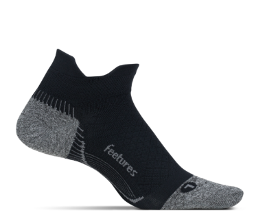 Feetures Plantar Fasciitis Relief Sock Ultra Light No Show Tab