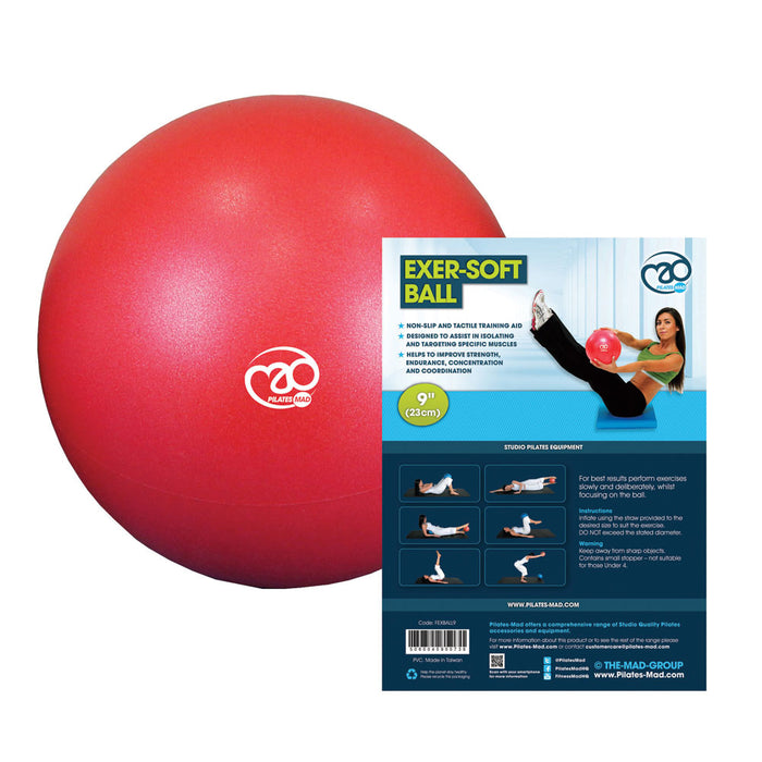 Fitness-Mad Exer-Soft Ball