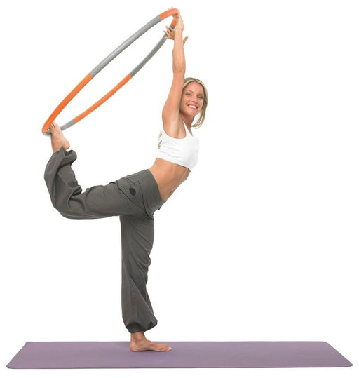 Fitness Mad Wave Weighted Hula Hoop