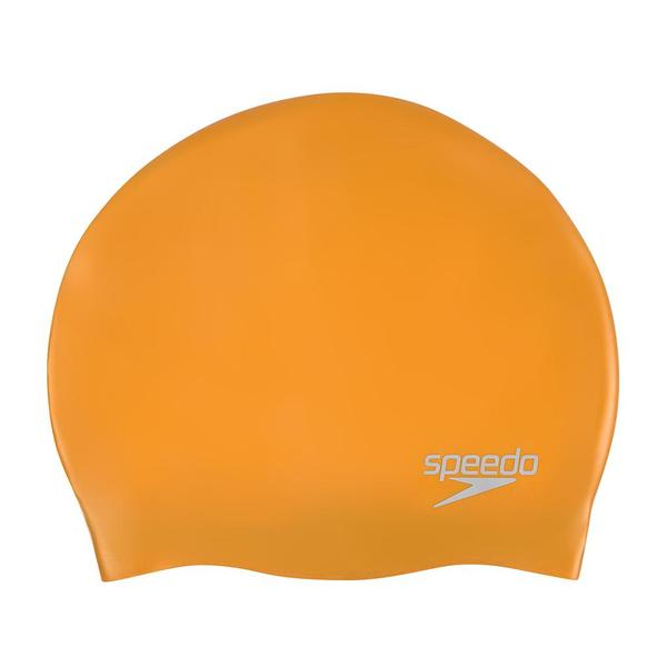 Speedo Plain Moulded Silicone Caps Adult - Sold Individually
