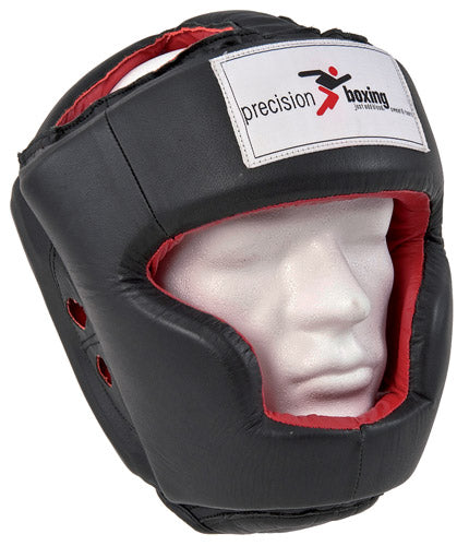 Precision Boxing Full Face Head Guard