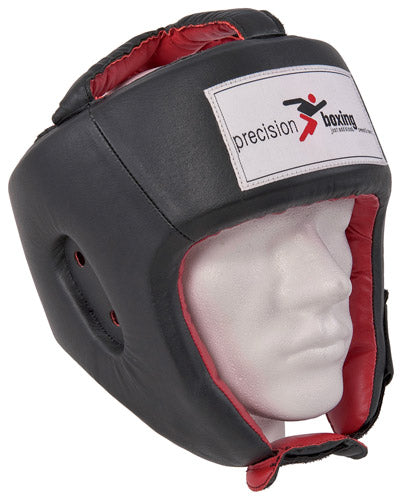 Precision Boxing Head Guard w/o Cheek or Chin