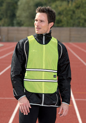 Precision Running Reflective Vest