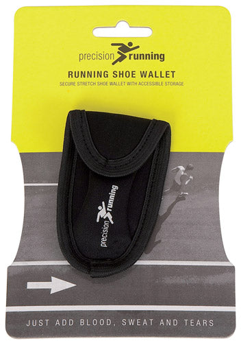 Precision Running Shoe Wallet