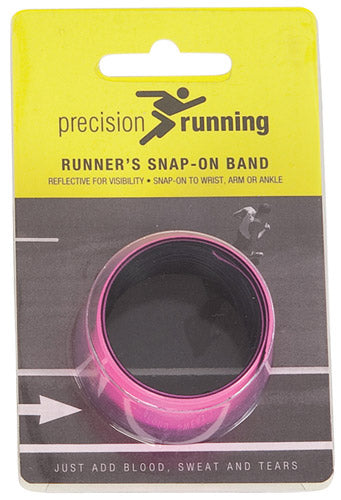 Precision Running Snap Band Band