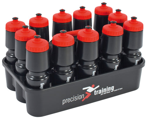 Precision 12 Water Bottles & Carrier