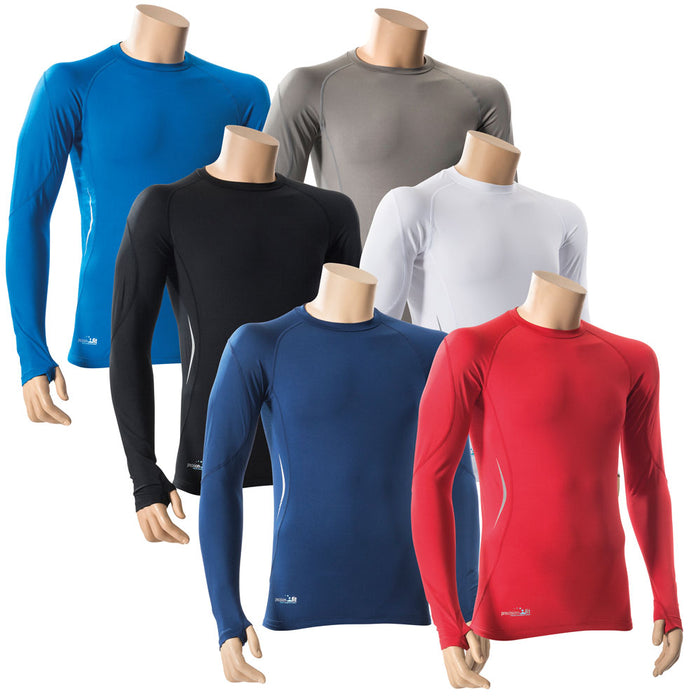 Precision Base-Layer Long Sleeve Shirt Unisex Adult