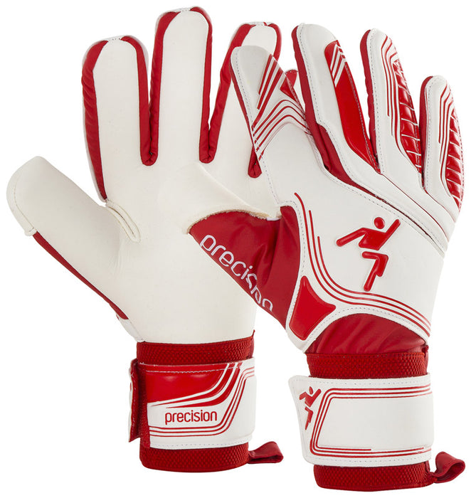 Precision Premier Red Shadow GK Gloves
