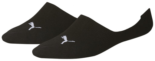 Puma Invisible Footie Socks (2 Pairs)