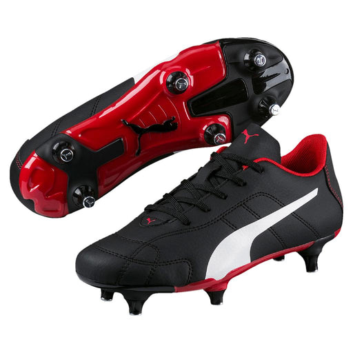 Puma Junior Classico Soft Ground Football Boots