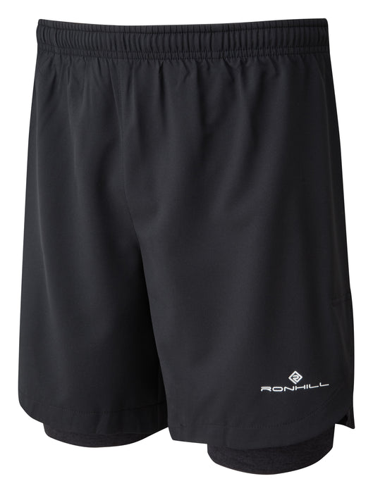 "Ronhill Men's Momentum 7"" Twin Short"