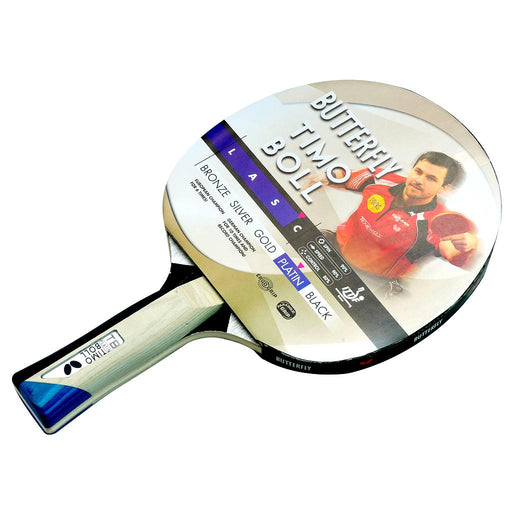 Butterfly Timo Boll Platinum - Wakaba 1.5mm Table Tennis Bat