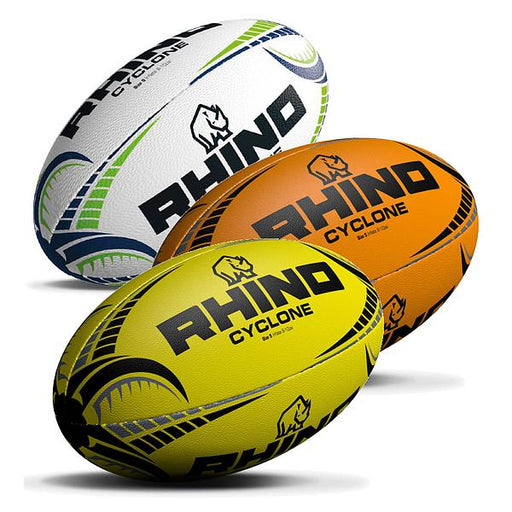 Rhino Cyclone Training Rugby Ball