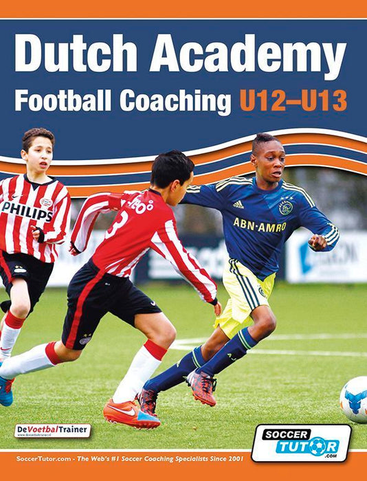 SoccerTutor Dutch Academy Football Coaching Book