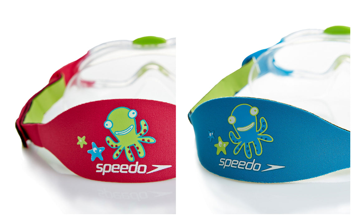 Speedo Junior Sea Squad Mask - Sold Individually