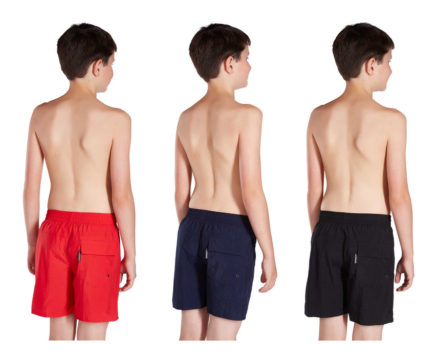 Speedo Solid Leisure Junior Swim Shorts