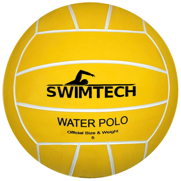 SwimTech Water Polo Ball - Sold Individually
