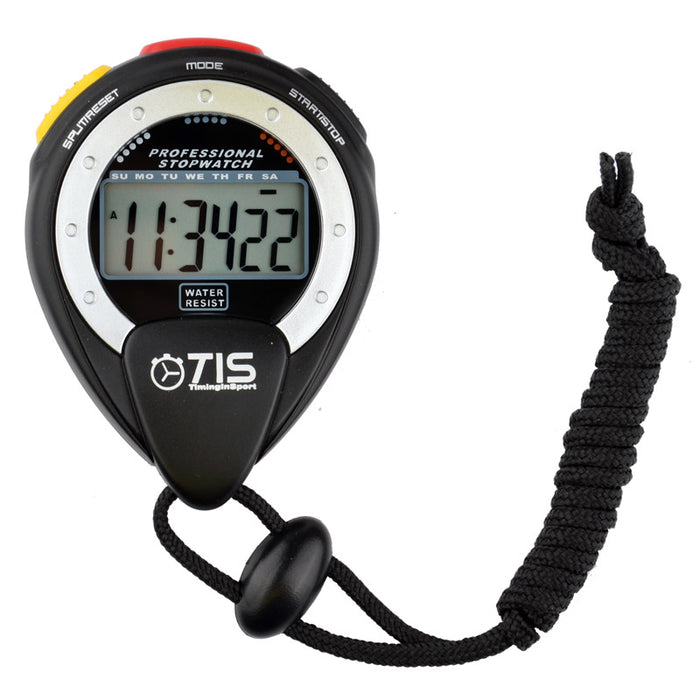 TIS Pro 025 Water-Resistant Stopwatch  - Sold Individually