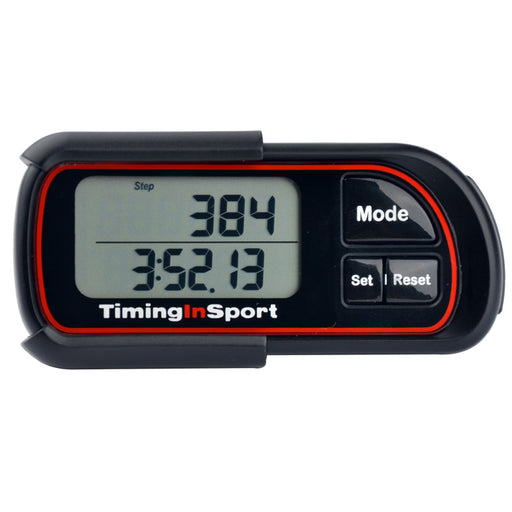 TIS Pro 830 3D Pedometer with 30 day Memory