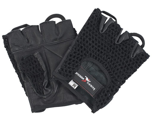 Precision Mesh Back Weightlifting Gloves
