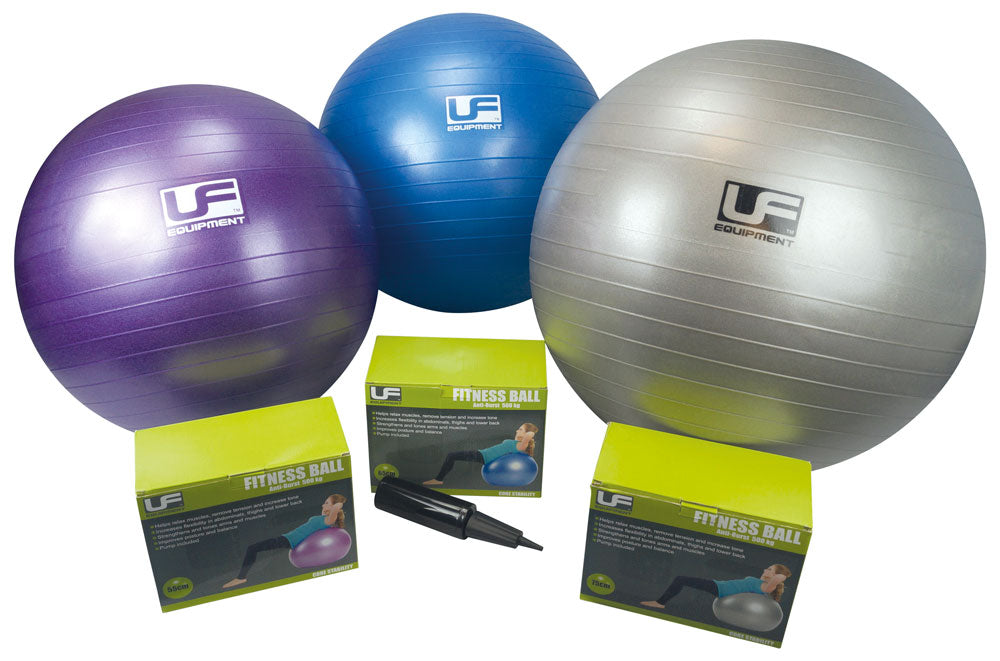 UFE 500kg Burst-Resistant Fitness Ball