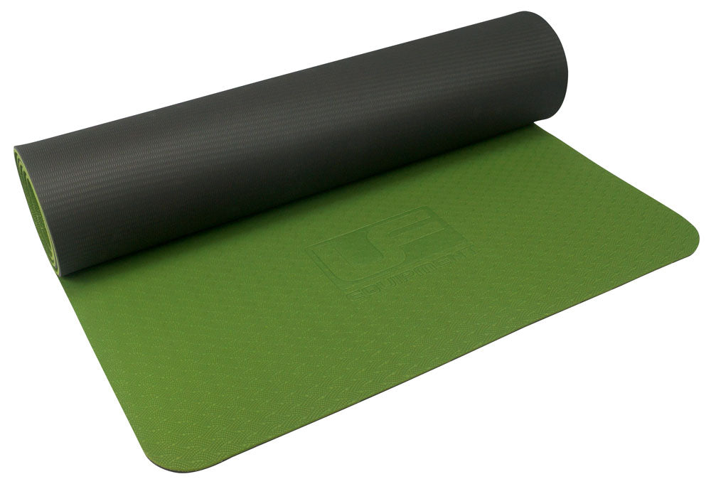 UFE 6mm Two-Layer TPE Yoga Mat