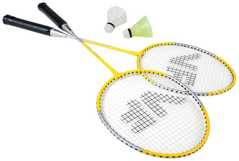 Victor 2-Player Badminton Set