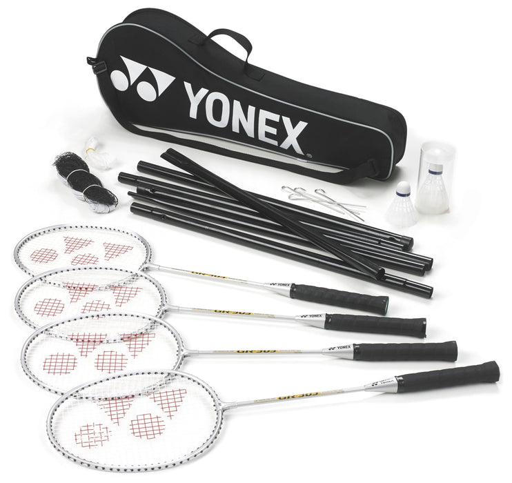 Yonex 4 Player Badminton Set