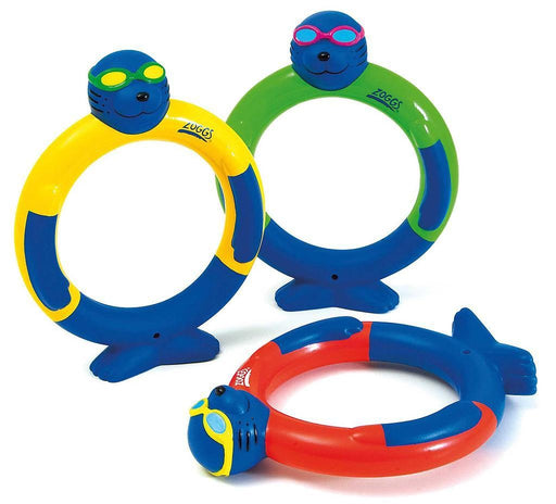 Zoggs Dive Rings (Pack of 3)