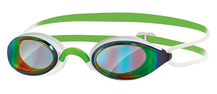Zoggs Fusion Air Mirror Goggles - Sold Individually
