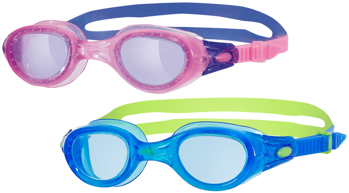 Zoggs Junior Phantom Goggles - Sold Individually