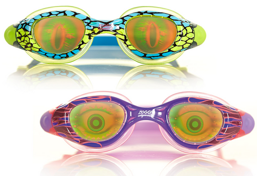 Zoggs Junior Sea Demon Goggles