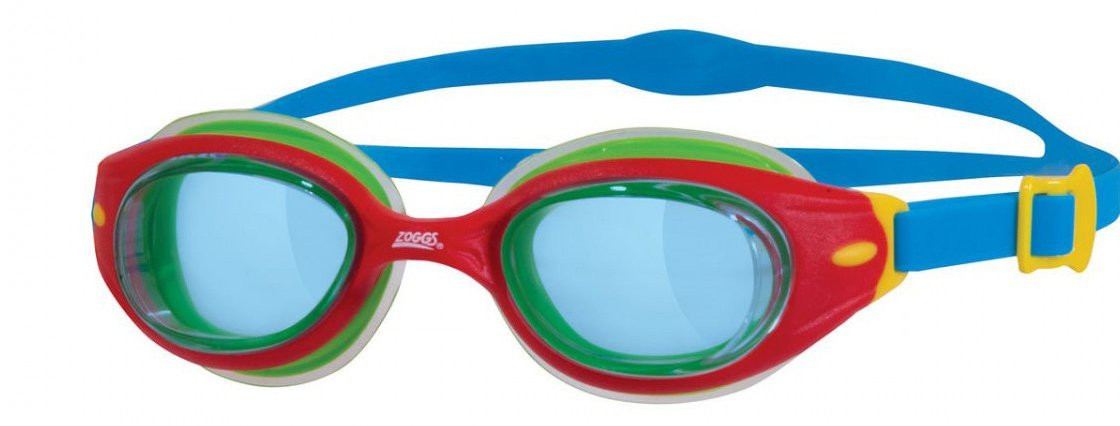 Zoggs Kids Little Sonic Air Goggles - Sold Individually