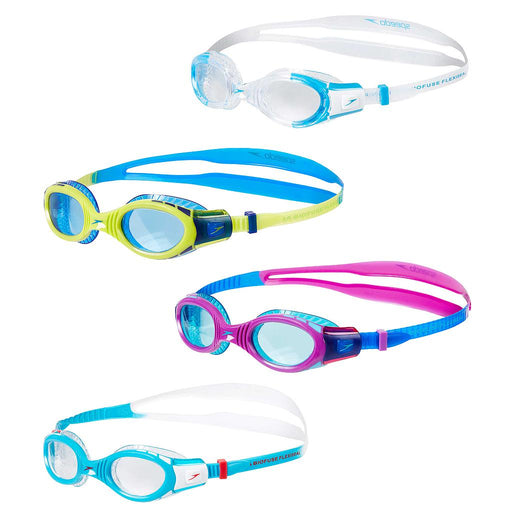 Speedo Futura Flexiseal Biofuse Goggles Junior