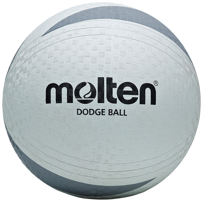 Molten D2S1200-UK Soft Dodgeball - Sold Individually