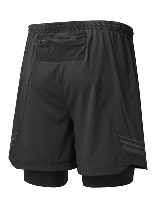 "Ronhill Men's Stride Twin 5"" Short"