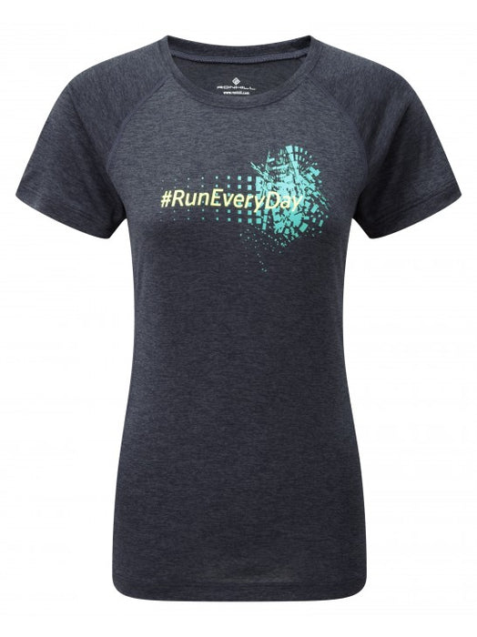 Ronhill Women's Stride Graphic Tee