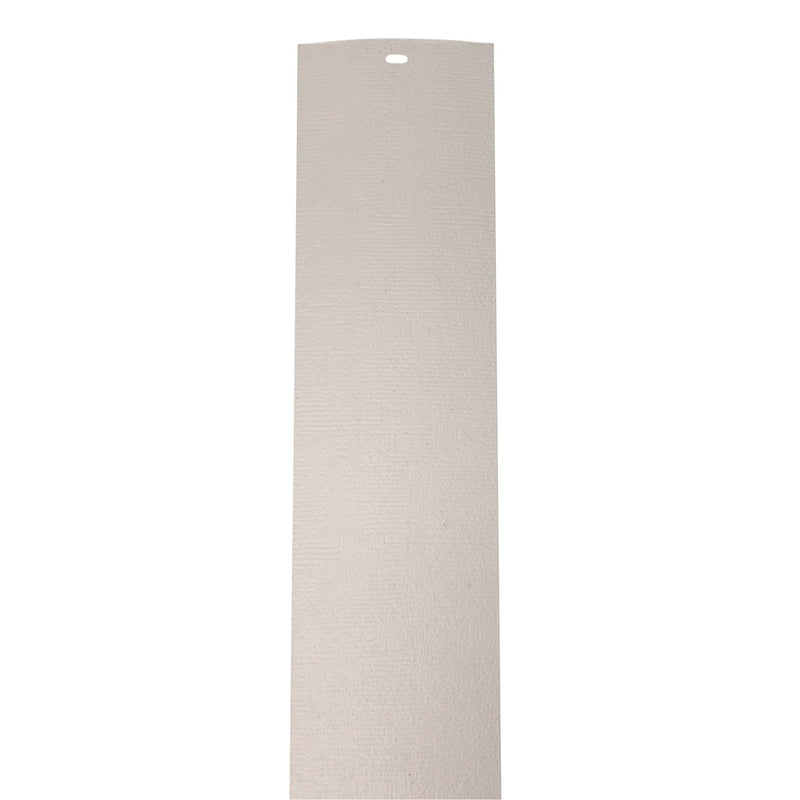 DALIX Chaparral Replacement Blinds Vertical Window Slats Panel Ivory 5 Pack Blinds DALIX