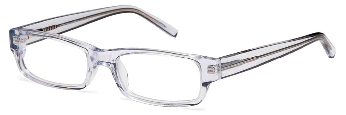 Trendy Prescription Glasses Frames Rxable Eyewear DALIX Crystal