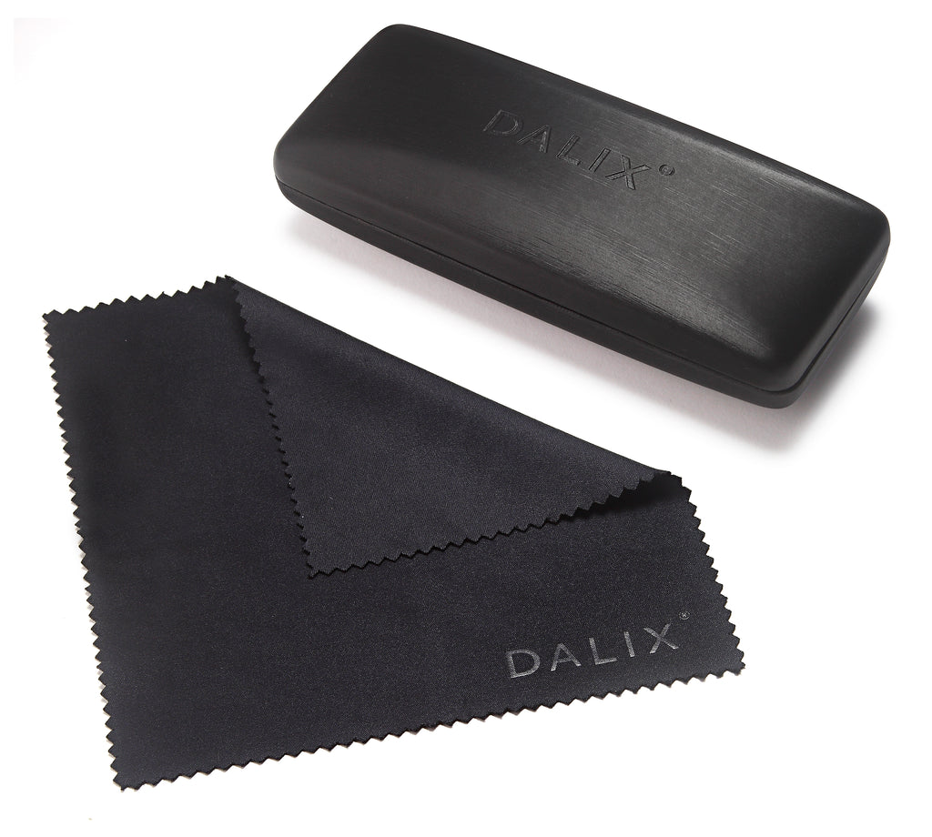 Black Glasses Case
