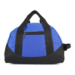 "DALIX 12"" Mini Small Duffel Bag Two Tone"