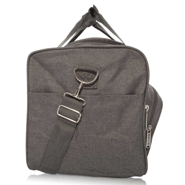 "DALIX 21"" Signature Travel or Gym Duffel Bag"