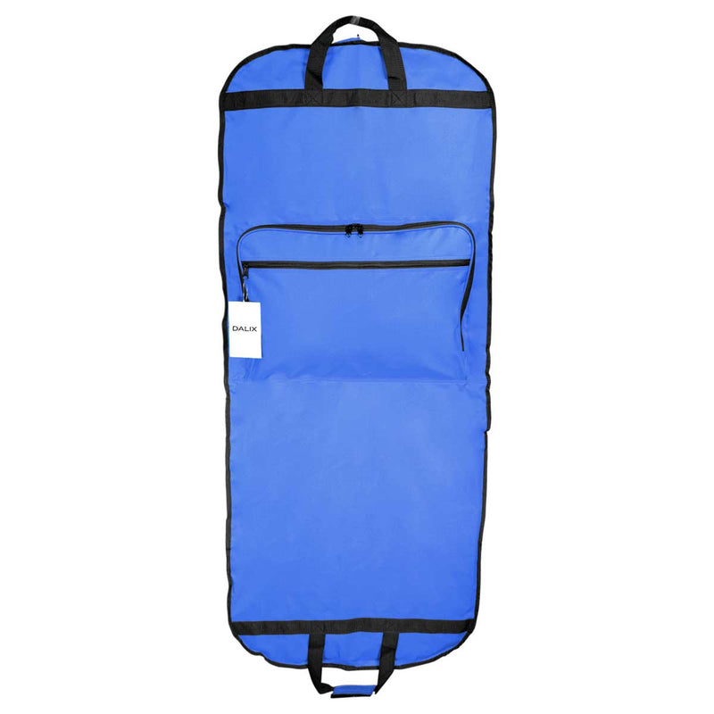 "DALIX 60"" Professional Garment Bag Cover Suits Pants and Gowns Dresses (Foldable)"