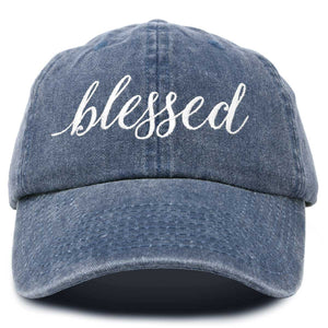 DALIX Blessed Women's Baseball Cap Soft Cotton Dad Hat