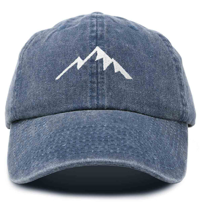 DALIX Outdoor Cap Mountain Dad Hat Hiking Trek Wilderness Ballcap
