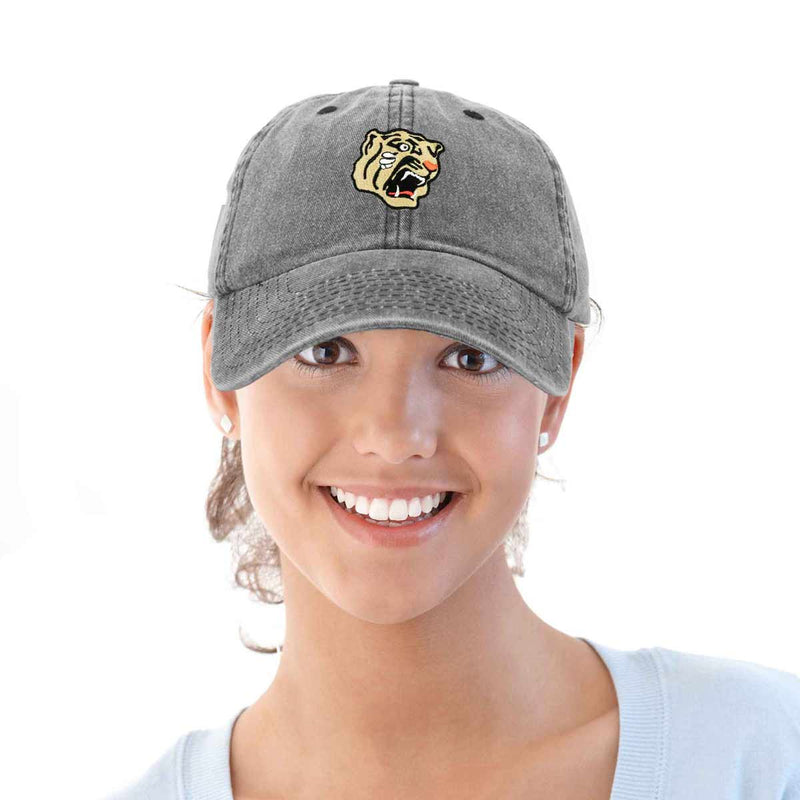 DALIX Fierce Tiger Hat Womens Embroidered Baseball Cap