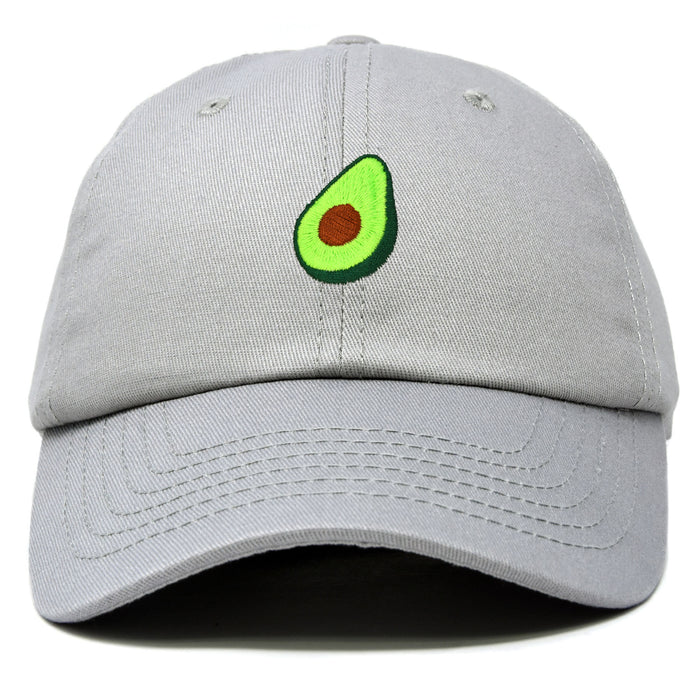 DALIX Green Avocado Hat Mens Womens Food Baseball Cap