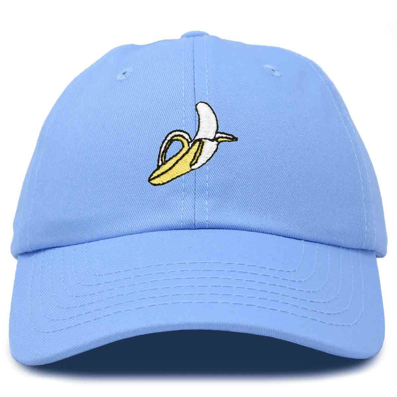 DALIX Banana Hat Novelty Peel Baseball Dad Cap Gifts for Men Women
