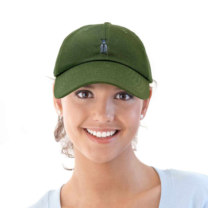 DALIX Symbolic Beetle Hat Womens Embroidered Baseball Cap